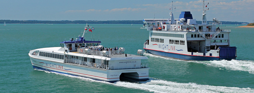 Wightlink Car Ferry Prices