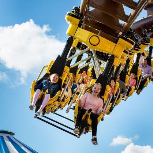 Paultons Theme Park