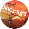 Dear Mummy Blog review rise of the dinosaurs at Marwell