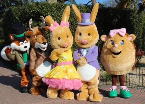 Paultons Hoppy Easter