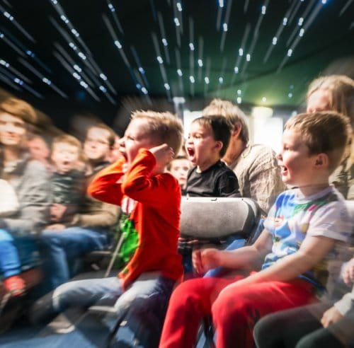 Myths and Monsters at Winchester Science Centre