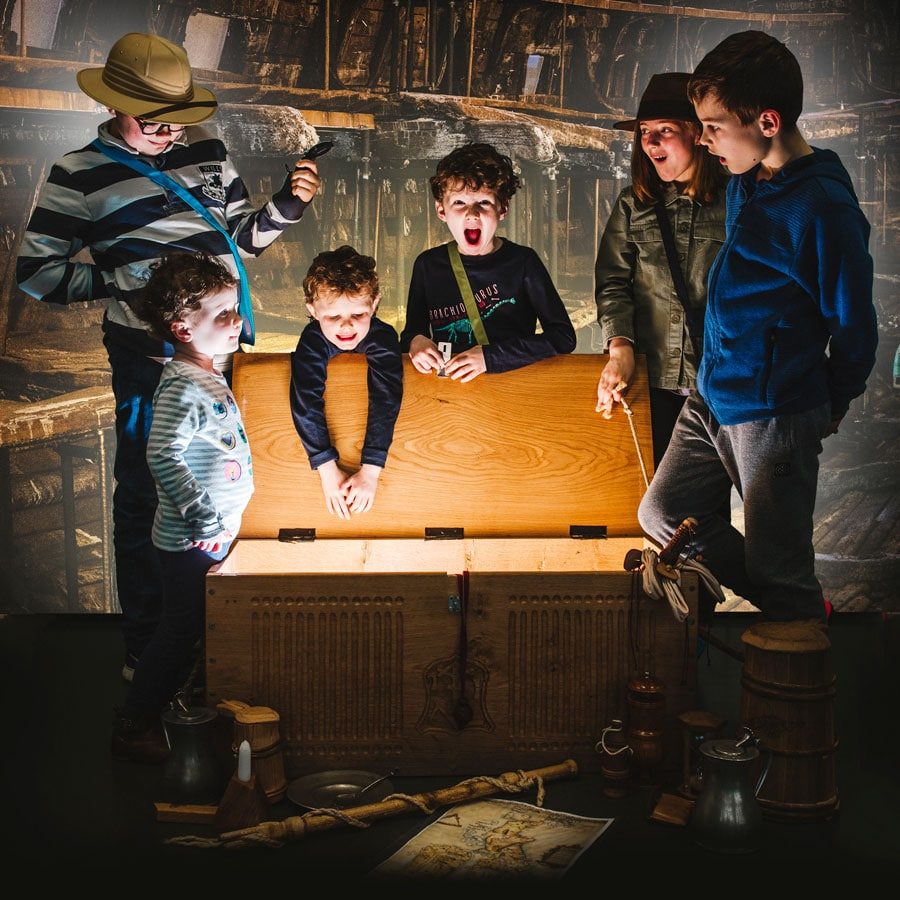 Shipwreck Explorers at The Mary Rose