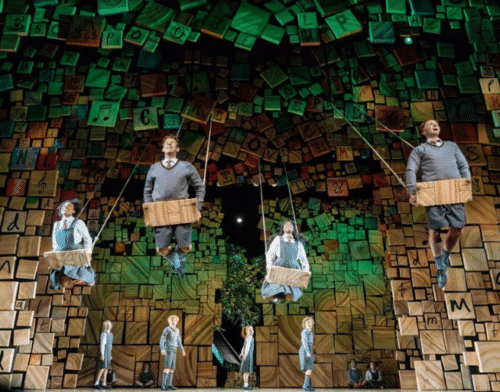 Matilda The Musical heads to Southampton's Mayflower Theatre