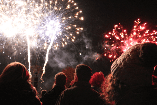 Beaulieu Fireworks