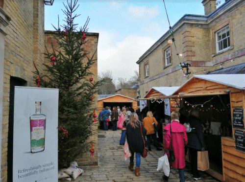 Stansted House Christmas Fayre