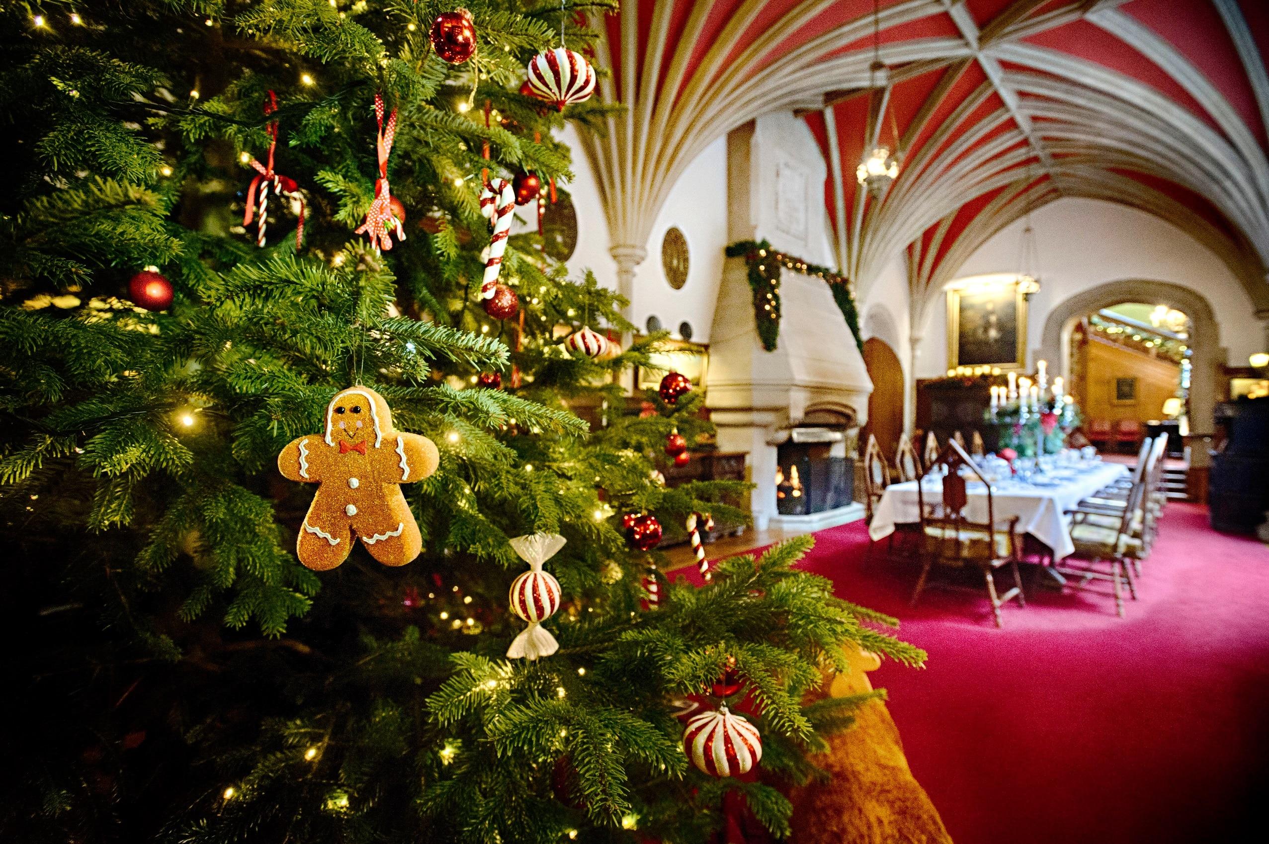 Victorian Christmas at Beaulieu
