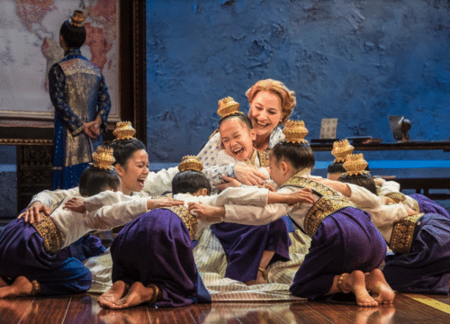 The King and I at Mayflower Theatre