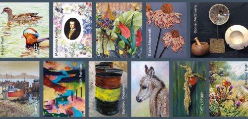 4SA exhibition Exbury Gardens