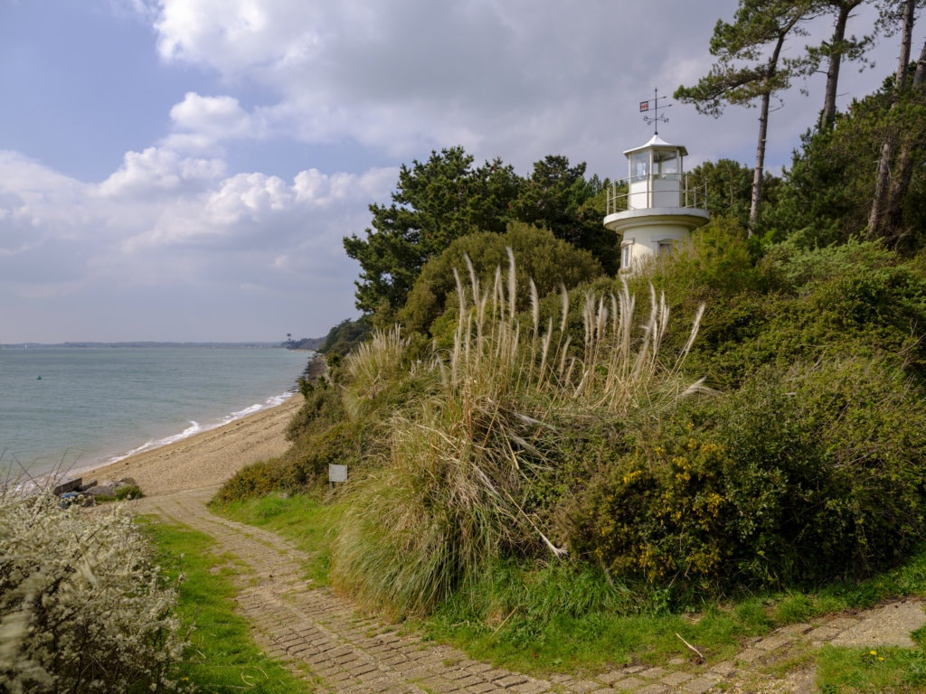 Lepe Beach and Country Park