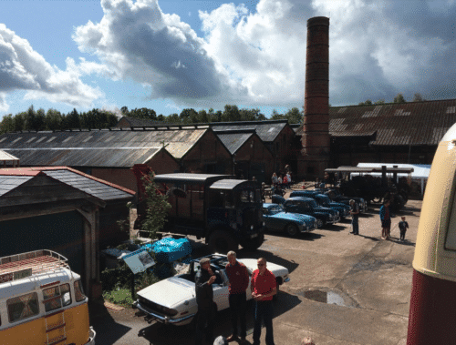 The Big Steam Up at The Brickworks Museum
