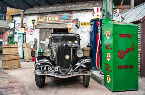 Beaulieu - Jack Tucker Garage