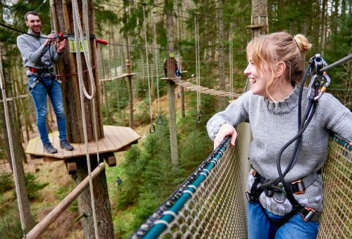 All three Hampshire based Go Ape Sites are open